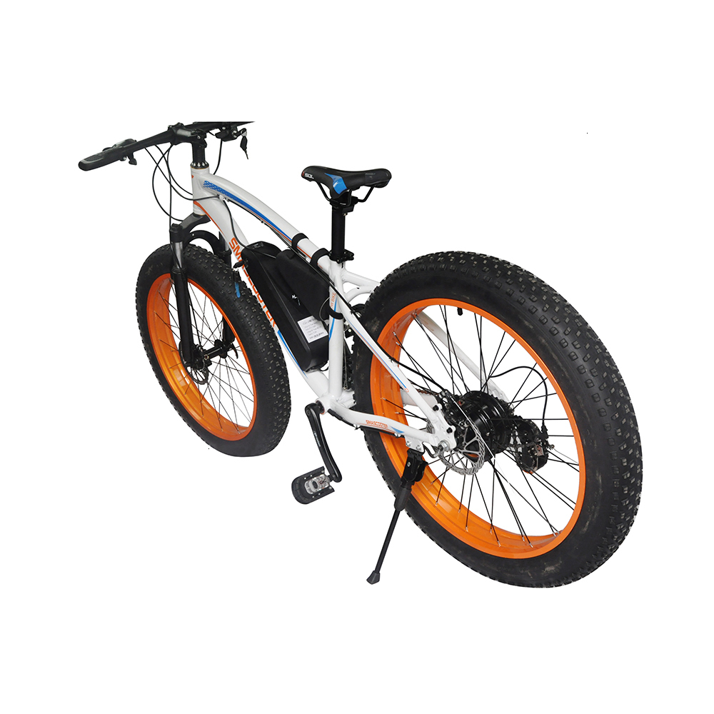 Popular E6-5 EcoRider E6-5 Electric Bike 350w Electric Bicycle with Lithium Battery 2