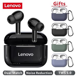 Lenovo LP1S TWS Bluetooth Earphone Sports Wireless Headset HD Stereo Earbuds HiFi Music With Mic S For Android IOS Smartphone