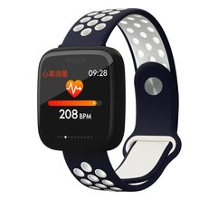 F15 Smart Watch Blood Pressure Oxygen Customize Watch Dial Fitness Tracker Heart Rate Monitor Smart Bracelet desxz smart watch bracelet band color oled blood pressure blood oxygen monitor heart rate fitness tracker wristbands women men