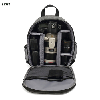 NEW Multi-functional Digital Camera Backpack Bag Waterproof Camera Bag photo backpack for outdoors travel  lens pouch careell bag c3050 dslr camera bag photo bag camera backpack universal large capacity travel backpack for canon nikon digital cam