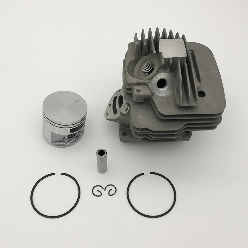 Tools : 44 7mm Cylinder Piston Ring Kit Fit For Stihl MS261 MS 261 Chainsaw 1141 020 1200 Replacement Spare Parts