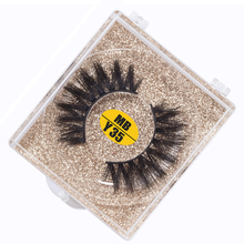 MB New 1 pairs natural false eyelashes fake lashes long makeup 3d mink extension eyelash MB-Y