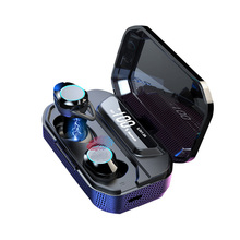 Original X6 Pro TWS Bluetooth wireless headset sports earphone for Xiaomi Huawei mobile phone headset support sdcard fm bluetooth three in one headset universal wireless portable folding headset for mobile phone