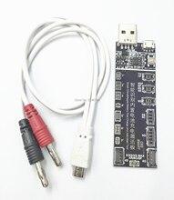 1pcs Intelligente identificatie ingebouwde batterij activering board Voor Huawei Samsung iphone 8 8P X opladen activering board