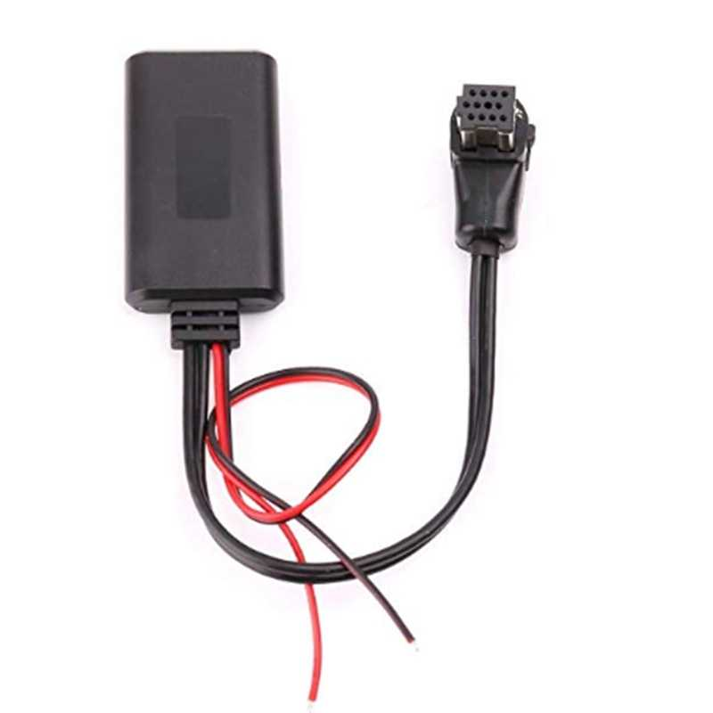 Xe ô tô Bộ Thu Âm Thanh Bluetooth cho Tiên Phong IP-Xe Buýt 11Pin AUX Bluetooth Adapter
