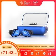 Tfz X1 Tws Bluetooth 5.0 Koptelefoon, Tuur Draadloze Oordopjes Stereo 100 + Uur Intelligente Ruisonderdrukking