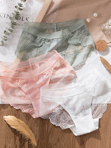 SSexy Lace Panties Un...