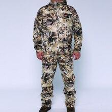 2019 sitex sniper huting giacca + pantaloni In Poliestere resistente al vento bonded pile uccelli acquatici marsh