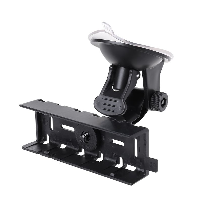 High Quality ABS Panel Mount Holder Bracket Support For FT8900 FT-8900 Sucker Suction Cup Kit