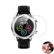 For KSUN KSR901 Sport Smart Watch Screen Protector Cover (Not Glass) 3pcs Soft Clear Protective Film Smartwatch Guard Protection(China)