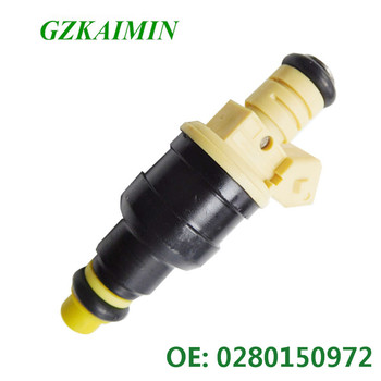 NEW INJECTION SET 6 High quality NEW Fuel Injector nozzle 0280150972 0 280 150 972 fit For Ford RANGER/EXPLORER 4.0 V6