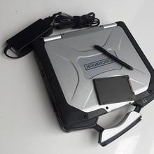 Программное обеспечение V12/ для MB Star C4 SD C5 для BMW Icom A2 ODIS elsawin ДЛЯ VAS 5054A в 2 ТБ SSD, установленный на использованном ноутбуке CF30 CF-30
