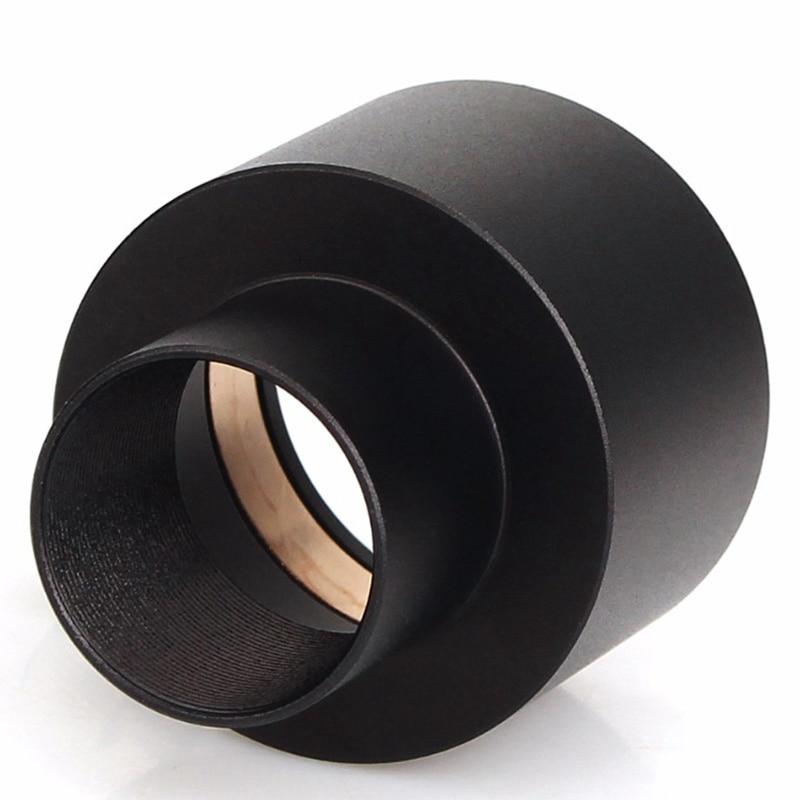0 965 To 1 25 Eyepiece Adapter Telescope Astronomy 24 5Mm To 31 7Mm Metal Mount Adapter For Binoculars Monocular in Monocular Binoculars from Sports Entertainment