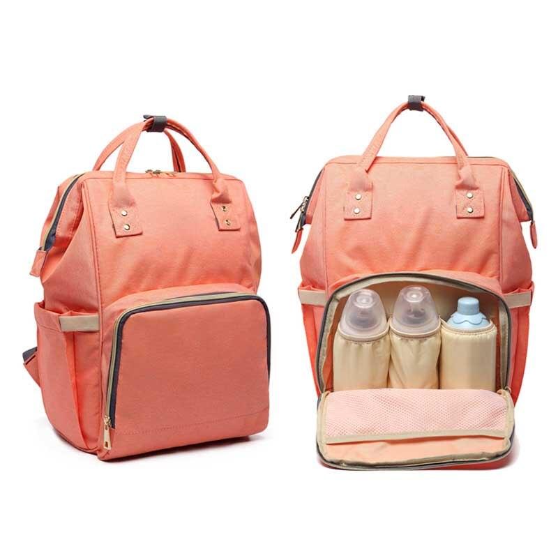 Baby Diaper Bag Mommy Stroller Bags Large Capacity Waterproof Nappy Bag Maternity Travel Backpack Nursing Handbag Diaper Bags