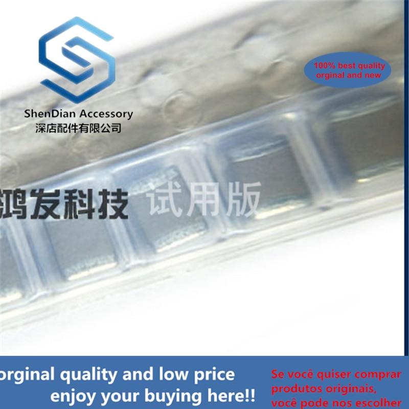 5pcs 100% Orginal New 1210 475K 16V  SMD Capacitor 3225 4.7UF 10% X7R