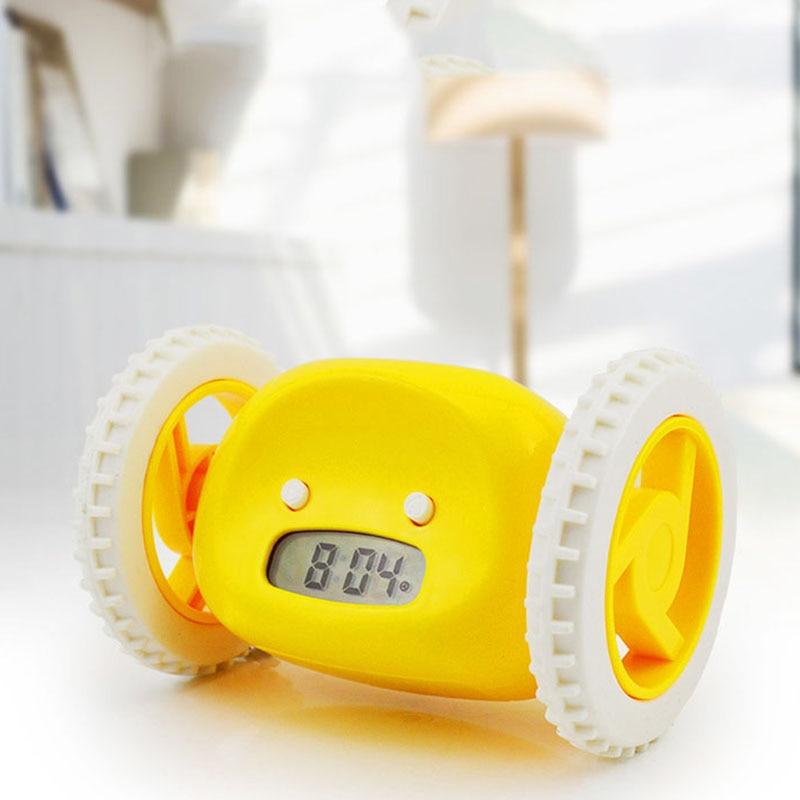 QMJHVX Led Wake Up Light Alarm Clock Night Light Nixie Clock Digital Desk Bedroom Bedside Table Gift Home Decorations zegar LED