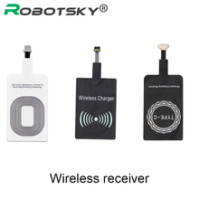 Adapter Charger-Pad Wireless Qi type-C Huawei Universal Micro-Usb Xiaomi Android Samsung