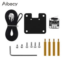 Aibecy X Axis End Stop Limit Switch Module Kit for Creality Ender 3/TEVO Tornado 3D Printer Parts Easy installation(China)