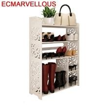 Hogar Sapato Sapateira Furniture Closet Zapatera Wood European Organizer Zapatero Organizador De Zapato Mueble Home Shoe Rack