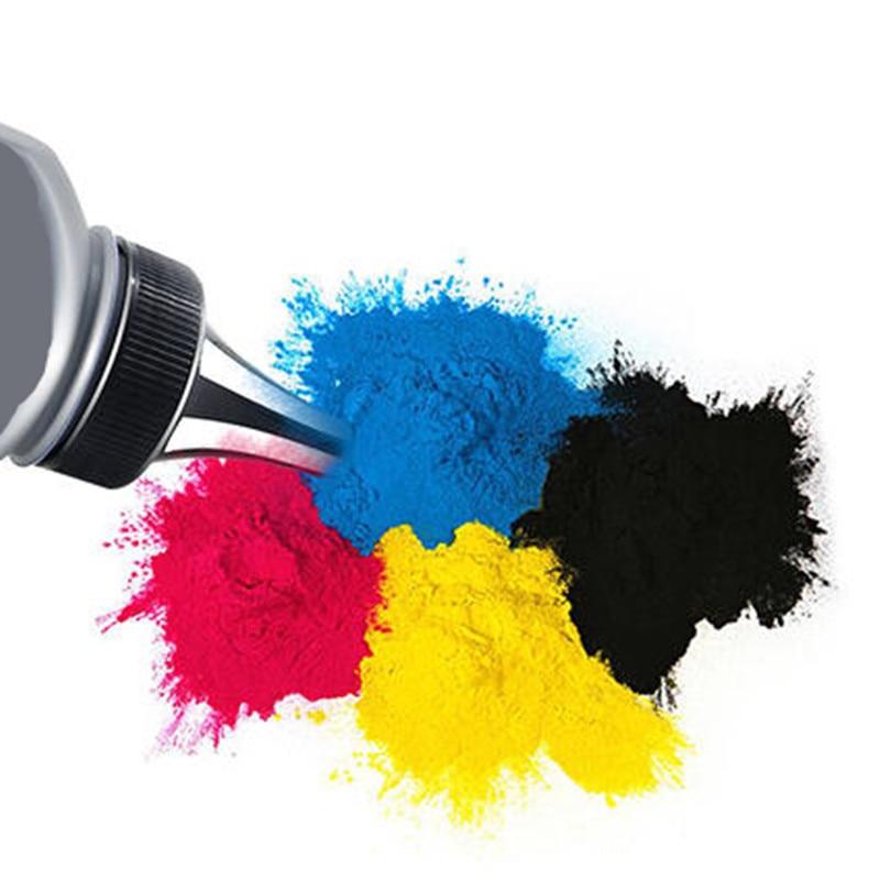 100g//Bottle,5 Black,5 Cyan,5 Magenta,5 Yellow No-name Refill Copier Color Laser Toner Powder Kits for Kyocera TK510 TK-510 TK 510 FS-C5020DN FS-C5020 FS-5020DN FS-5020 Laser Printer Toner Power