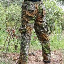Военные тактические штаны Bionic Wargame Ghillie костюм длинные брюки мужские уличные страйкбольные армейские камуфляжные рыболовные охотничьи шта...