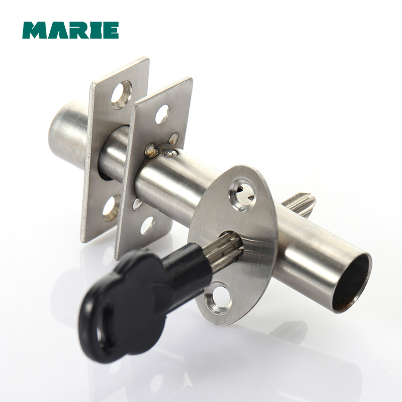 Stainless steel thickened mounted wooden door latch vintage door Bolts