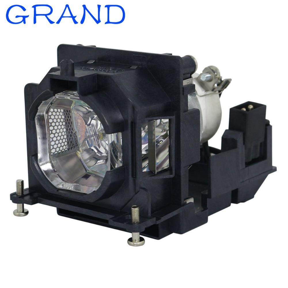 ET-LAL500 Compatible Projector Lamp/Bulb With Housing For Panasonic PT TX310/PT TX312/PT TX400/PT TX402/PT TW343R/PT TX210 Ect