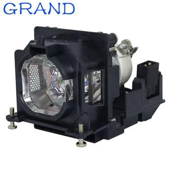 ET-LAL500 Compatible Projector Lamp/Bulb With Housing For Panasonic PT TX310/PT TX312/PT TX400/PT TX402/PT TW343R/PT TX210 ect цена 2017