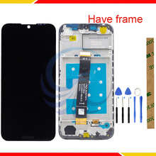 Top Quality LCD Display+Frame Digitizer Touch Screen For Huawei Honor 8S Display With Complete Assembly