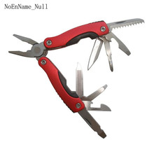 Multitool with Mini Tools, Multi-Purpose Pocket Multi Function Pliers Durable Stainless Steel Multi Tools for Outdoor Survival стоимость