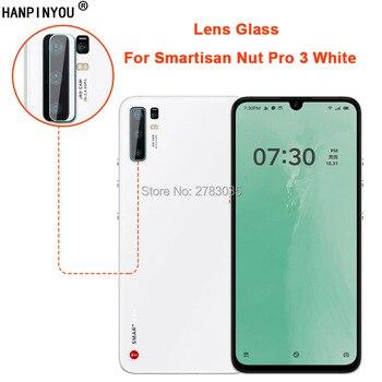 Перейти на Алиэкспресс и купить Для Smartisan Nut Pro 3 белая прозрачная ультратонкая задняя крышка для объектива камеры защитная пленка из закаленного стекла