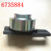 free fast shipping 6735884 Drive Belt Tensioner Pulley For Bobcat S130 S150 S160 S175 S185 S205