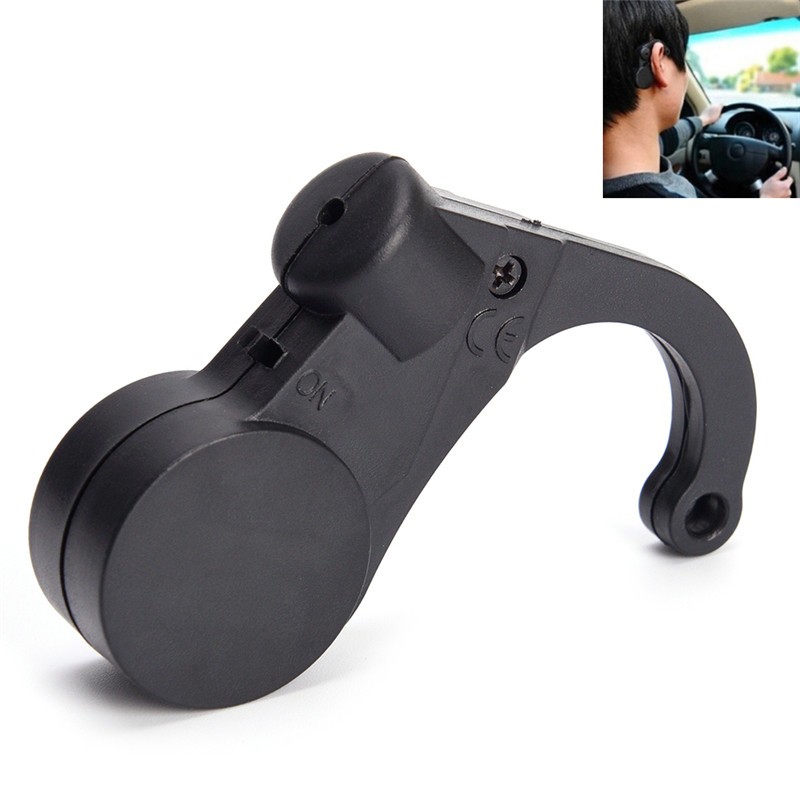 Устройство безопасности черного цвета JETTING, устройство для защиты водителя автомобиля от сна, держите в сознании, захлопывающее устройство ...