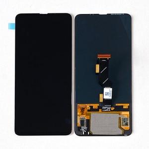"Image 5 - Orijinal M & Sen 6.39 ""Xiaomi Mi Mix3 MiMix 3 MI MIX 3 süper AMOLED LCD ekran çerçeve ile çerçeve + dokunmatik Panel ekran Digitizer"