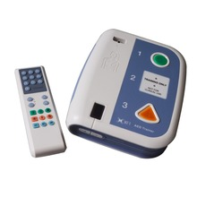 Dispositivo de primeros auxilios XFT 120C + entrenador AED máquina externa automatizada CPR de emergencias/unidad de enseñanza de entrenamiento AED herramienta de cuidado de la salud