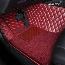 Car-Floor-Mats Car-Mats-Accessories Kona Ix35 Getz Tucson Santa Fe Hyundai Elantra Custom