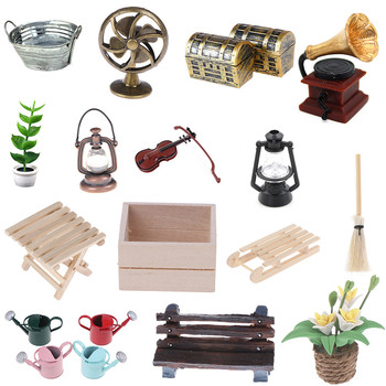 Doll house miniature accessories