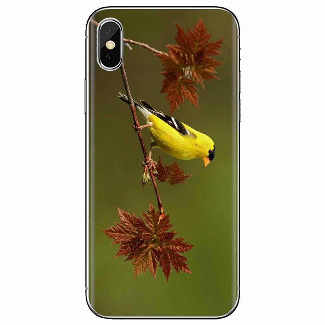 Cheap Silicone Phone Case Yellow Bird Hd Wallpaper For Samsung Galaxy A10 A30 A40 A50 A60 A70 S6 Active Note 10 Plus Edge M30 Fitted Cases Aliexpress