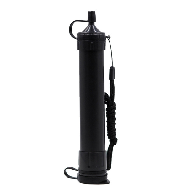 Hot outdoor water purifier camping hiking emergency life survival portable water purifier water filter 2