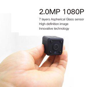 Камера видеонаблюдения EVKVO HD 1080P Mini, Wi-Fi, IP, встроенный аккумулятор, беспроводная, HD, микро камера, ночное видение, Радионяня