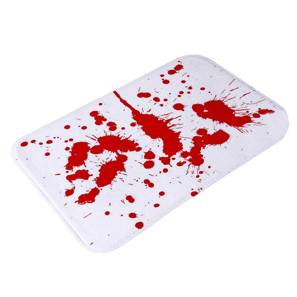 Alfombrillas de baño de franela antideslizantes para sala de estar, alfombrillas de baño, alfombrillas de Ducha alfombra Felpudos