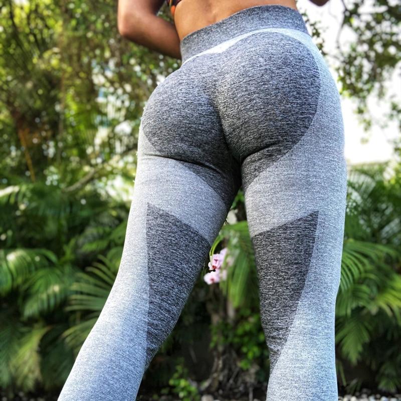 Smple Slim Breathable Leggings Women Sport Fitness Leggings Outdoor Pants Workout Leggings Leginsy O45A019