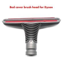 Elektrikli süpürge parçaları yatak için fırçalanmış Dyson V6 DC34 DC35 D37 D39 DC45 d47 D49 DC52 DC58 DC59 vakum temizleyici Dyson parça fırça