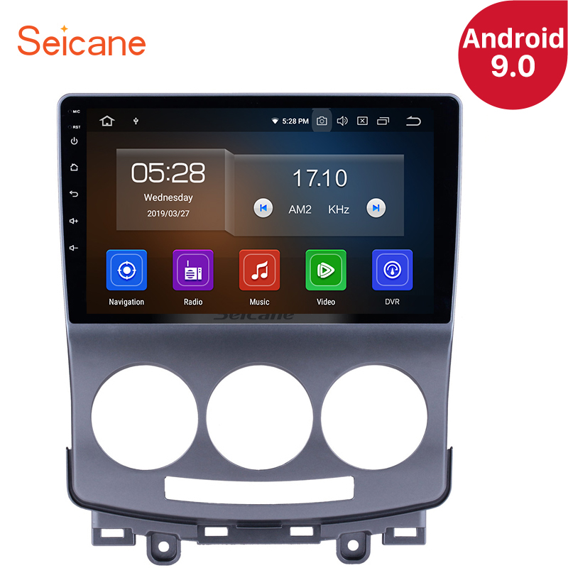 Seicane 9 2 5D IPS Screen Android 9 0 8 CORE Car Stereo Unit Multimedia GPS