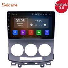 """Seicane """" 2.5D ips Экран Android 9,0 8-CORE автомобильный стерео блок мультимедийных gps радио плеер для 2005-2009 2010 лет Mazda 5 RDS"""