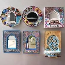Fridge Magnet Refrigerator-Stickers Granada Gifts-Ideas Home-Decor Mirror-Frame Collection
