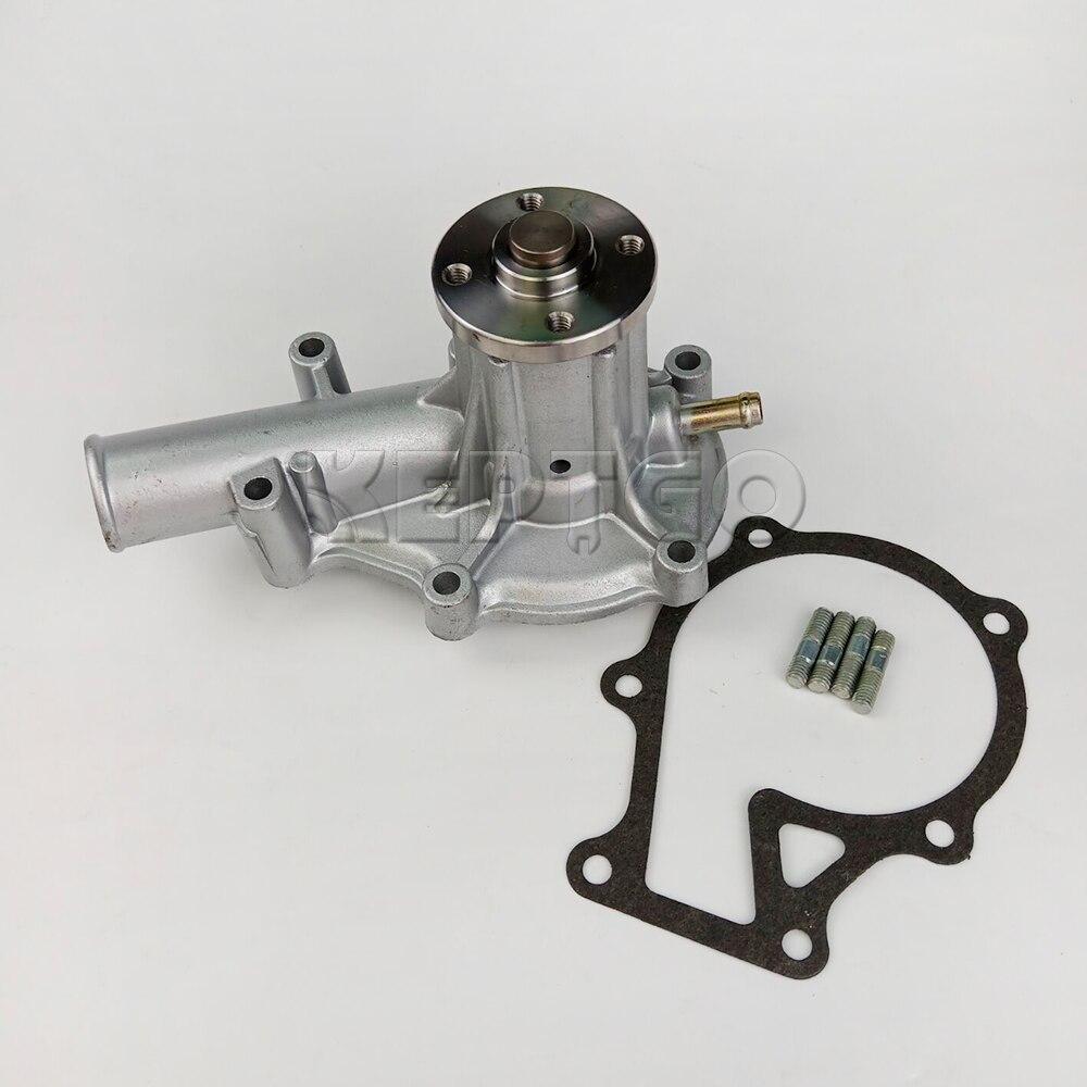 New Water Pump For Kubota V1505 D1105 D1005 D905 16241-73030 16241-73034 Impeller 68mm