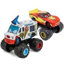 Voitures Disney Pixar Cars 2 et 3 Lightning Mcqueen Jackson Storm, nouveau Style de camion en métal moulé sous pression 1:55, jouets cadeaux de nouvel an et de noël pour garçons