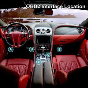 Image 4 - AUTOOL – outil de Diagnostic automobile CS330 12V, lecteur de Code OBD2 II, pour testeur de moteur automobile, batterie, pour SUV, VAN Diesel