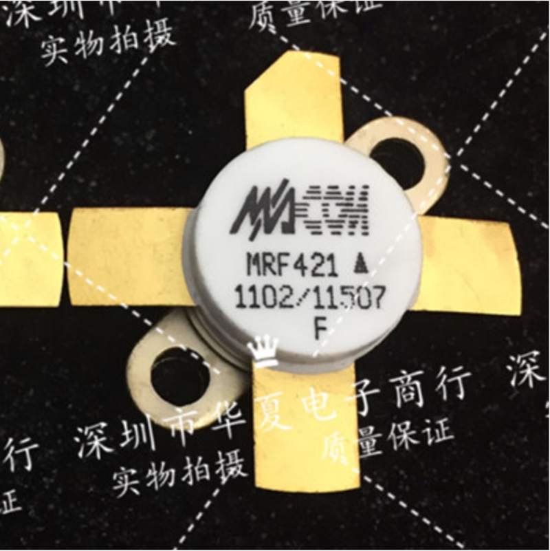 MRF421 SMD RF tube High Frequency Power amplification module